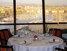 Les Trois Forts, Marseille, france