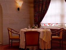 Dining Room at Les Berceaux, Épernay,