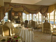 Dining room at Royal Champagne, Champillon, france
