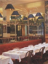 Dining Room at Brasserie du Boulingrin, Reims,
