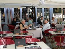 Chez la Mere Pourcel, Dinan, france