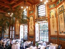 Brasserie La Cigale, Nantes, france