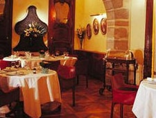 Dining Room at Leon de Lyon, Lyon,