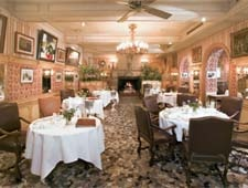 Dining room at Paul Bocuse, Collonges-au-Mont-d'Or, france