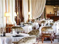 Dining room at Joel Robuchon Monte Carlo, Monte Carlo, monaco