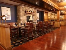 Dining room at The Spinnaker, Grand Rapids, MI