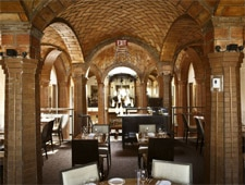 Dining room at Morello, Greenwich, CT