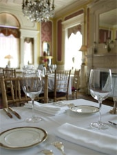 THIS RESTAURANT IS NOW A PRIVATE EVENT SPACE The Dining Room at Sheppard Mansion, Hanover, PA