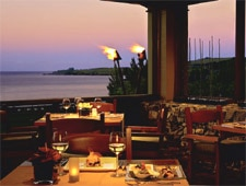 Dining room at THIS RESTAURANT IS NOW A PRIVATE EVENT SPACE The Banyan Tree, Kapalua, HI