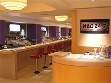 Dining Room at MAC 24/7, Honolulu, HI