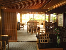 Dining room at Ushio-Tei Japanese Restaurant, Kapolei, HI