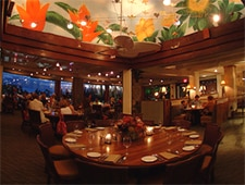 Dining room at Pineapple Grill, Lahaina, HI