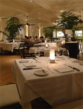 Dining Room at Beachhouse, Honolulu, HI