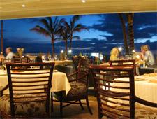 Dining room at Merriman's Kapalua, Lahaina, HI