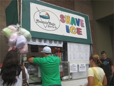 Mountain Magic Shave Ice, Waipahu, HI