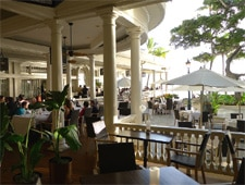 Dining Room at The Veranda, Honolulu, HI