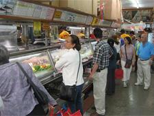 Tamashiro Market, Honolulu, HI