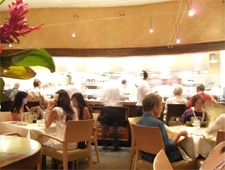 Dining Room at Alan Wong