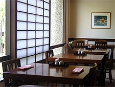 Dining room at Restaurant Suntory, Honolulu, HI