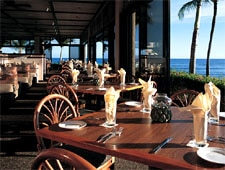 Dining Room at Beach House Restaurant, Koloa, HI