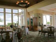 Dining room at THIS RESTAURANT IS CLOSED The SeaWatch Restaurant, Wailea, HI