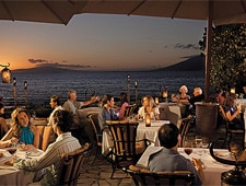Dining room at Ferraro's, Wailea, HI