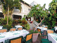 Dining room at THIS RESTAURANT IS CLOSED I'o, Lahaina, HI