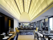 Dining Room at Sevva, Central,