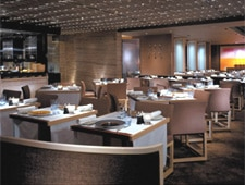 Dining room at SPOON by Alain Ducasse, Kowloon, hong-kong