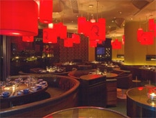 Dining room at Dragon-I, Central, hong-kong