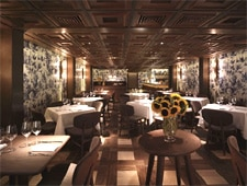 Dining room at 208 Duecento Otto, Central, hong-kong
