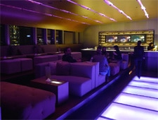 Dining room at Sugar Bar+Deck+Lounge, Taikoo Shing, hong-kong