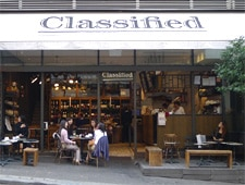 Classified, Sheung Wan, hong-kong