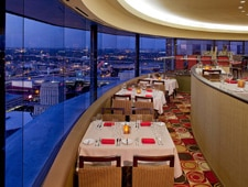 Dining Room at The Spindletop, Houston, TX