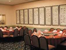 Dining room at Fung's Kitchen, Houston, TX