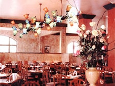 Dining room at THIS RESTAURANT HAS CHANGED LOCATIONS Masraff's, Houston, TX