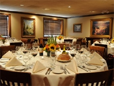 Dining room at Damian's Cucina Italiana, Houston, TX