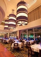 Dining room at The Oceanaire Seafood Room , Houston, TX