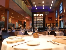 Dining Room at Ciao Bello, Houston, TX