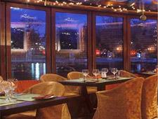 Robinson Restaurant, Budapest, hungary
