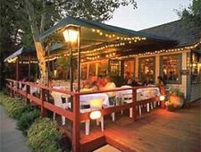 Dining room at Ketchum Grill, Ketchum, ID