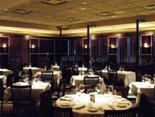 Dining room at Peterson's, Fishers, IN