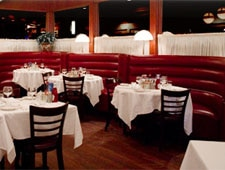 Dining room at The Oceanaire Seafood Room, Indianapolis, IN
