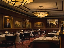 Dining Room at The Capital Grille, Indianapolis, IN