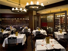 Dining room at Fogo de Chao, Indianapolis, IN