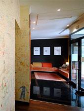 Dining room at Le Calandre, Sarmeola di Rubano, italy
