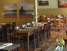 Dining room at Biscottis Espresso Cafe, Jacksonville, FL