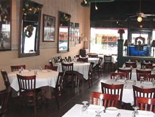 Dining room at Carlitos Gardel, West Hollywood, CA