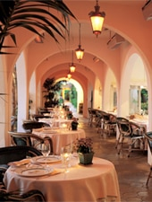 THIS RESTAURANT IS CLOSED The Restaurant at Hotel Bel-Air, Los Angeles, CA