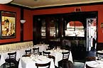 Dining room at Le Petit Restaurant, Sherman Oaks, CA